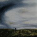 The Storm 120x120cm