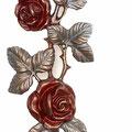 Roses en bronze