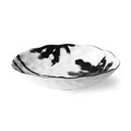 Collection Palmiers - Assiette  Porcelaine 28 cm x 20 cm x 7 cm 18,90€