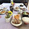 2015-10おうちで楽しむ秋の和定食