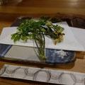 コシアブラの天ぷらをいただきました!今シーズン食べれないと思っていましたが食べれて良かった~