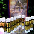 Bild: Ätherische Öle von Young Living im Kokoro