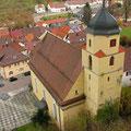 © Traudi - Die Kirche von oben