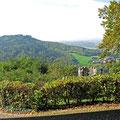 © Traudi  -  Aussicht mit Basteitürmchen im Vordergrund