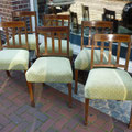 6-er Set Stühle