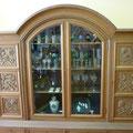 Wohnzimmerschrank Art Deco