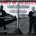 90 Jahre Widerstand - Mural in Shankill