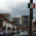 Belfast - Falls, die katholische Seite