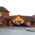 Belfast - Shankill, die protestantische Seite