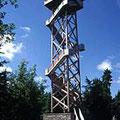 Eine herrliche Aussicht vom Oberpfalzturm