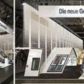 3D-Grafik Messe München