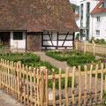 Hartmut Albrecht Tore & Zäune: Holzzäune