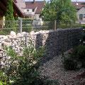 Hartmut Albrecht Tor & Zäune: Gabionen