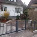 Hartmut Albrecht Tore & Zäune: Schmuckzaun
