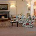 das Wohnzimmer der königlichen Familie, welches auch für öffentliche Anlässe genutzt wurde