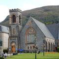 die Church of Scotland - wie immer geschlossen