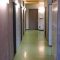 Zugang zu den Behandlungszimmer
