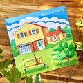 『風のとおりみち』松田ようこ/CDジャケット    紙ジャケです