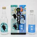 新潟発 山と海のサイダーセット/青木酒造ユキオトコサイダー