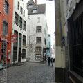 Historic city centre of cologne