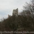Castle ruin Drachenfels