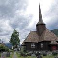 Eine schöne Stabkirche