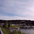 Ein schöner Campingplatz am Nysonckensjo