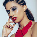 Fotograf: Eddy Art | Model: Ishani (Europa Models) | Hair & Make-up: Daria