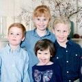 Johann, Nina, Viktor & Ella