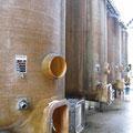 La Cave de Mézin - Le site de vinification à Poudenas