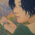 日本画  石川 幸奈