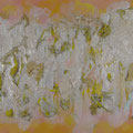 In Thanksgiving (for Terry) 2009-2015, Acrylic on Canvas, 59 x 94 cm