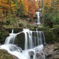 Giessbachfall, Berner Oberland, Oktober 2013