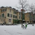 Le Phare en hiver