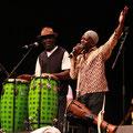 Afro Pfingsten 2012 - Afro Night mit Touré Kunda, Omar Pene, Angélique Kidjo, Hugh Masekela, Nubya