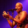 Afro Pfingsten 2010 - Fatoumata Diwara, Dobet Gnahore, Mayra Andrade, Angelique Kidjo