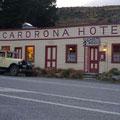 das historische Cardrona Hotel
