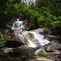 Die Josephine Falls...