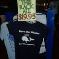Dieses Shirt fand ich in einem Shop in Bayron... es scheint also auch andere zu nerven!!!!!