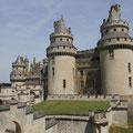 Auf dem Weg nach Laon gibts noch ne Burg zu sehen...