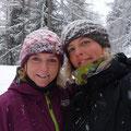 Winterspaziergang nach Saas Fee.