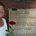 Aber hier gilt unser Hauptaugenmerk dem deutschen Soldatenfriedhof.