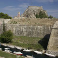 Imposant - die alte Festung...