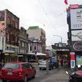 In der Innenstadt von Wellington...