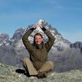 Ich, der Berg...