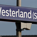 Ankunft in Westerland.