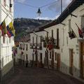 Tagsueber ging es da in der Calle La Ronda ruhiger zu.