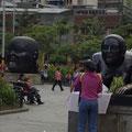 Die Skulpturen von Botero.