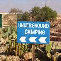 Na dann begeben wir uns doch auch mal in die unterirdischen Katakomben...