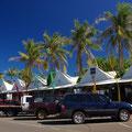Die Innenstadt von Broome